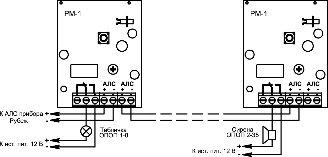 инструкция по программированию ретранслятора рт