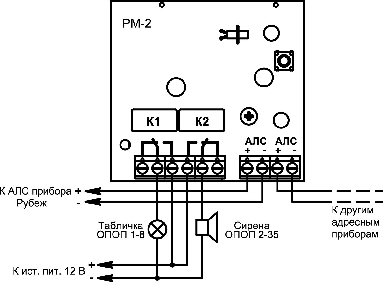 инструкция по установке охранного модуля cg 2