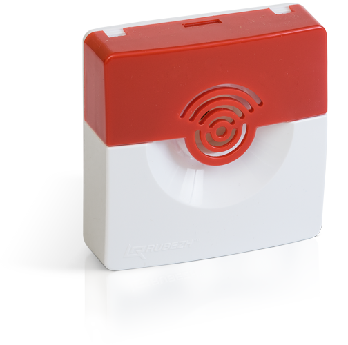 OPOP 2-35 12 V sound fire alarm device